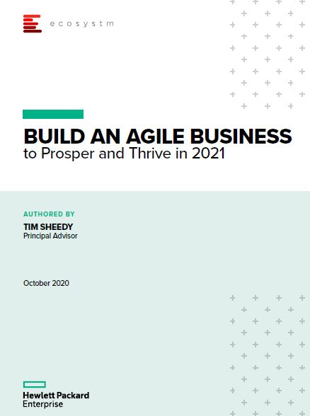 Build an Agile Business to Withstand Disruption
