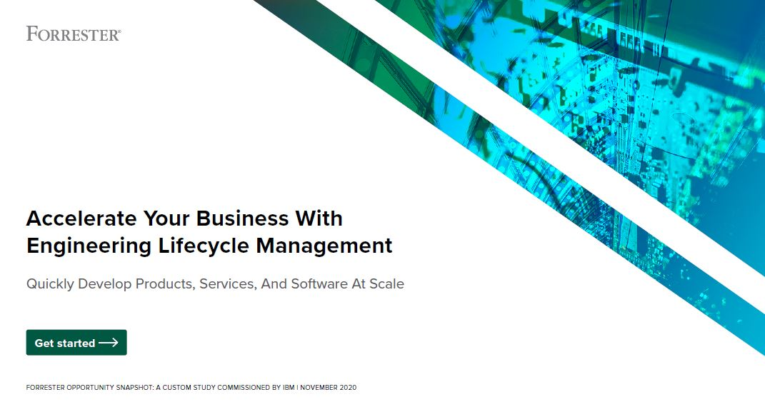 Accelerate Your Business With Engineering Lifecycle Management