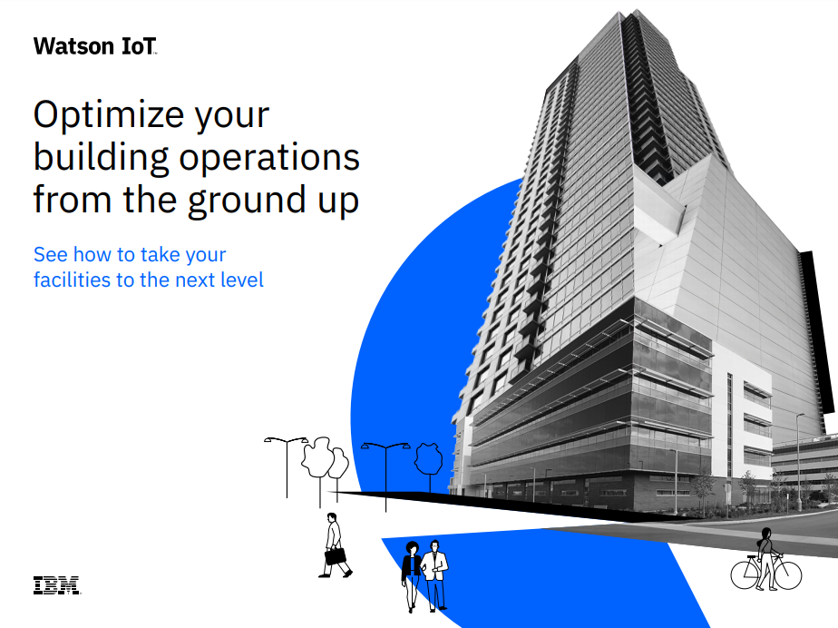 Optimize your building operations from the ground up
