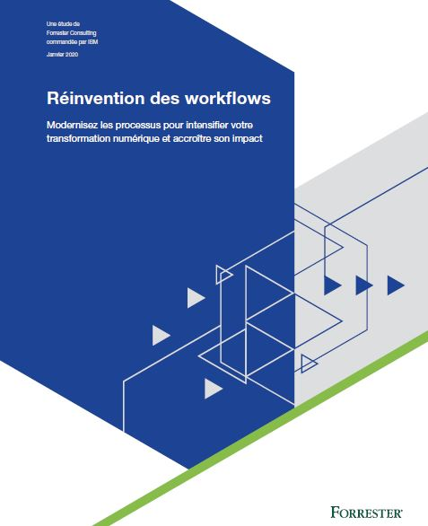 Réinvention des workflows