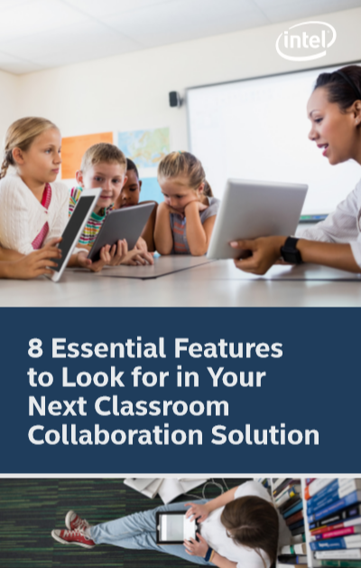 8 Essential Features to Look for in Your Next Classroom Collaboration Solution