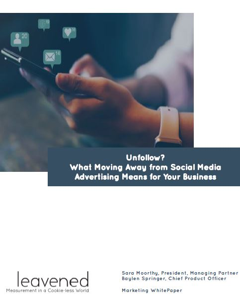Unfollow? What Moving Away from Social Media Advertising Means for Your Business