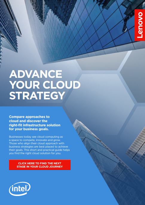 ADVANCE YOUR CLOUD STRATEGY