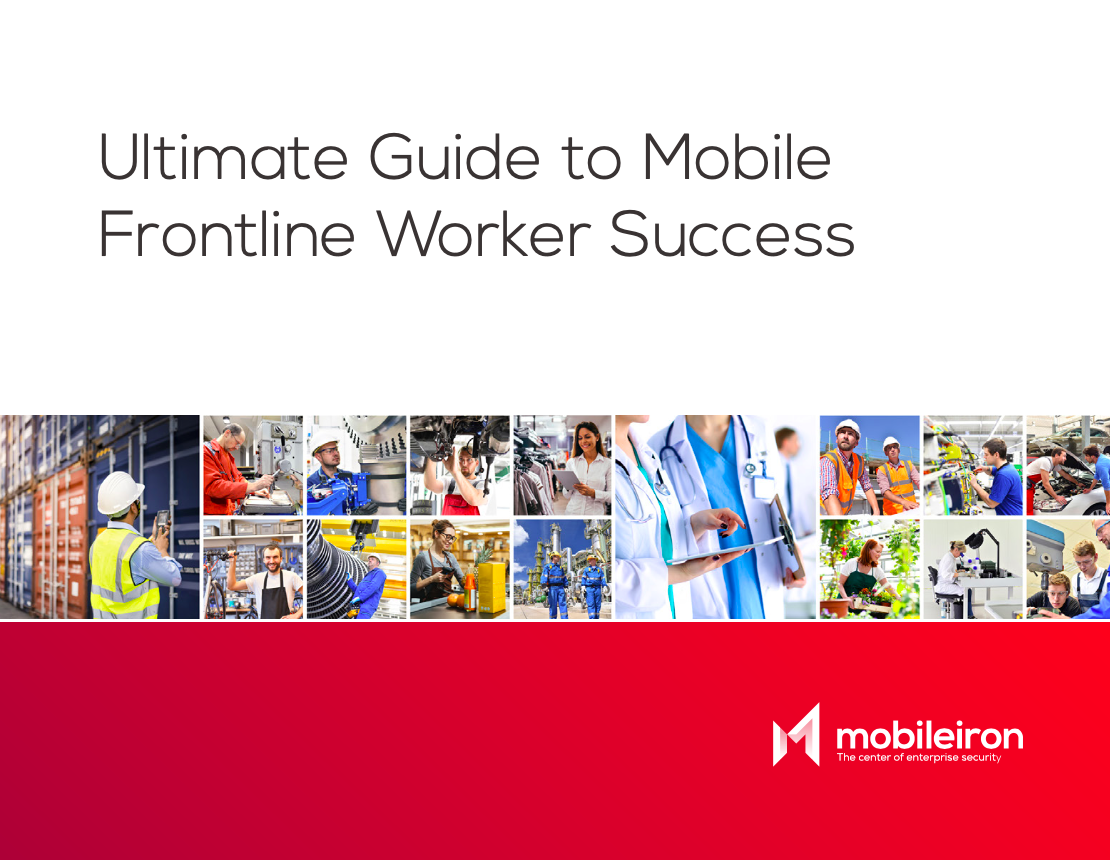 Ultimate Guide to Mobile Frontline Worker Success