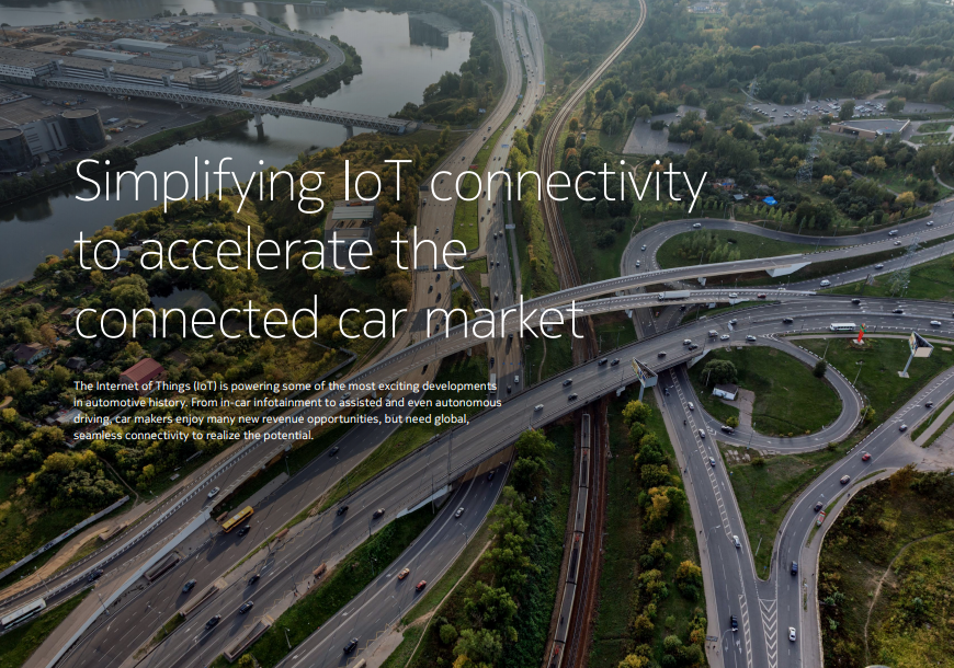 Global IoT enablement for every industry