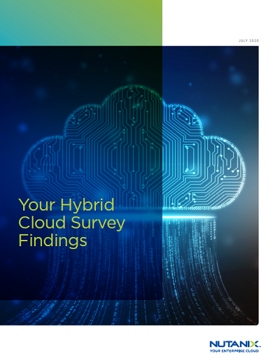 Your Hybrid Cloud Survey Findings