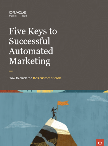 Here are five Keys to successful Automated Marketing. Market more, with less.