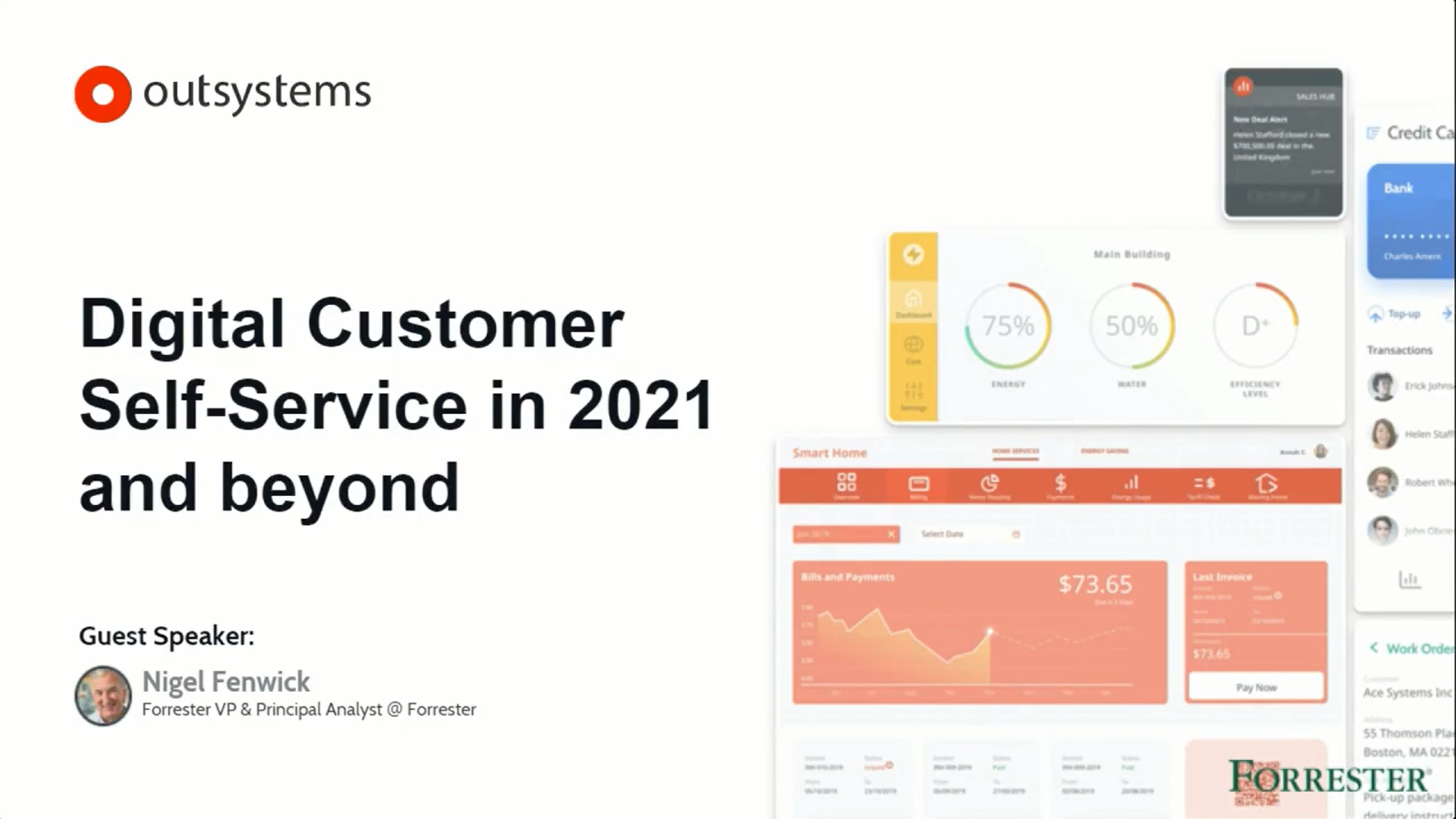 Digital Customer Self-Service in 2021 and Beyond