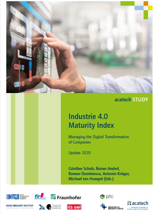Industrie 4.0 Maturity Index