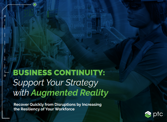 BUSINESS CONTINUITY:Support Your Strategy with Augmented Reality