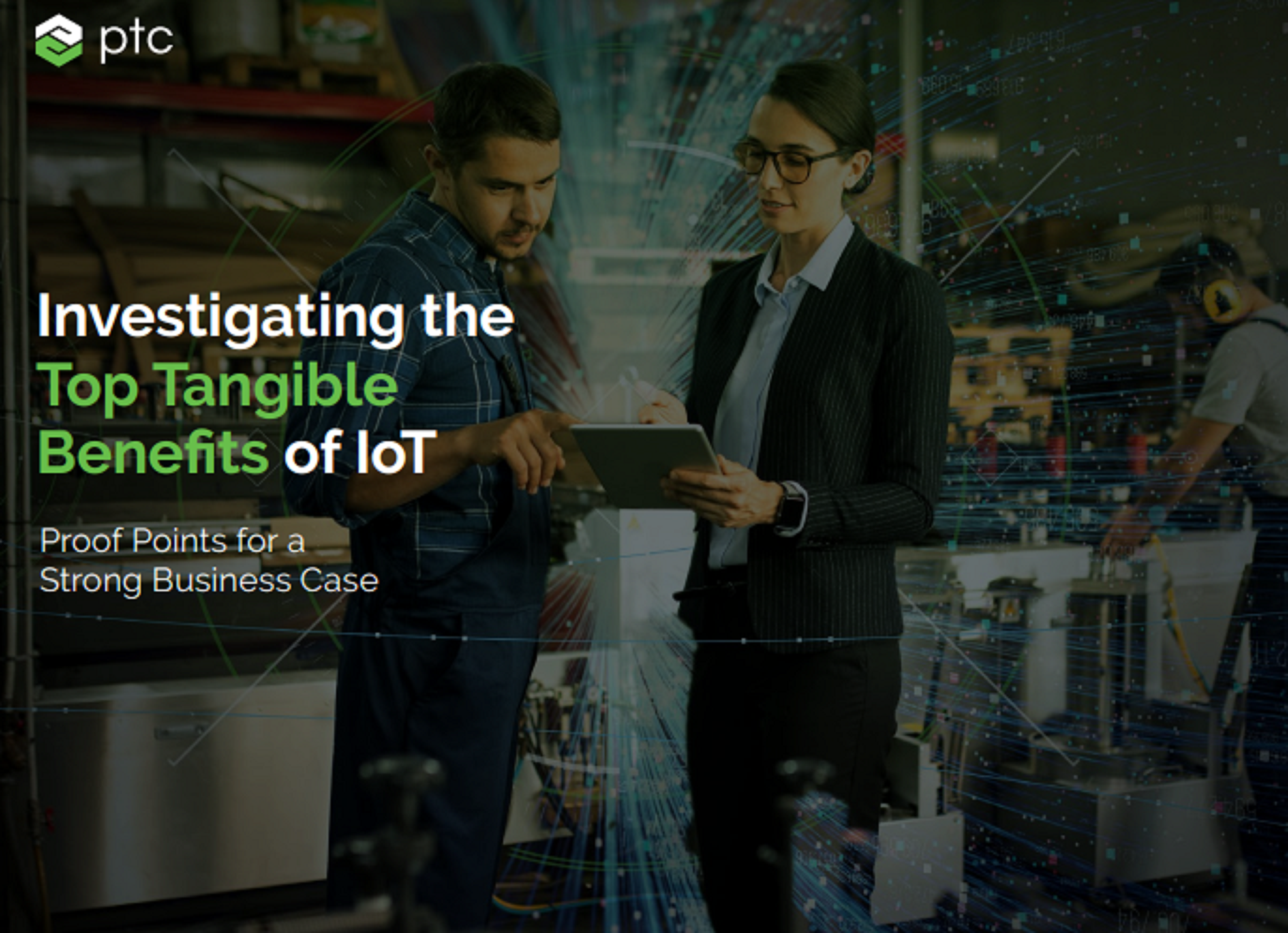Investigating the Top Tangible Benefits of IoT