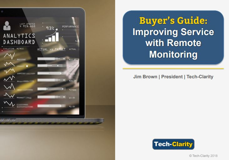 Buyer's Guide: Improving Service with Remote Monitoring