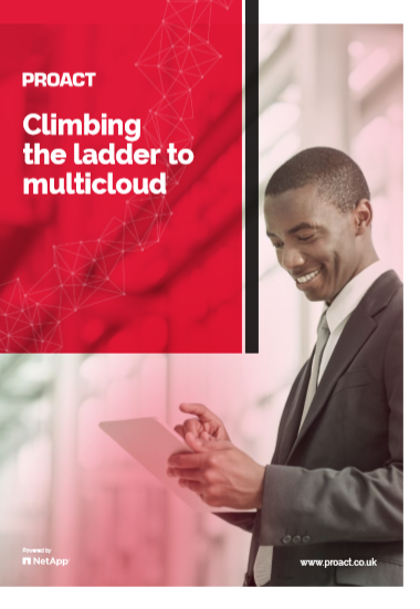 Climbing the ladder to multicloud