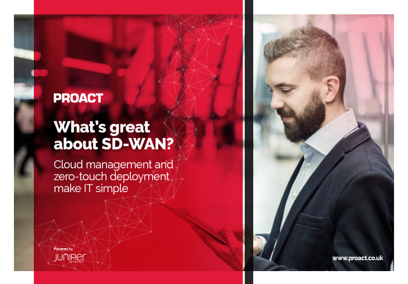 What's great about SD-WAN?