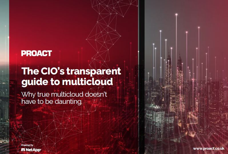 The CIO's transparent guide to multicloud