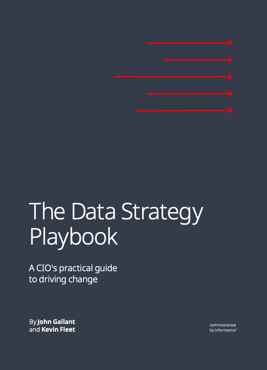 The Data Strategy Playbook