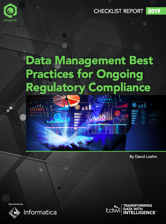 Data Management Best Practices for Ongoing Regulatory Compliance