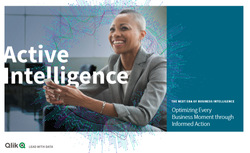Active Intelligence: The Next Era of Business Intelligence