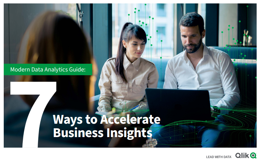 Modern Data Analytics Guide: 7 Ways to Accelerate Business Insights