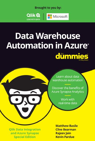 Data Warehouse Automation in Azure for Dummies