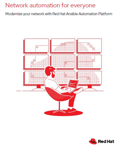 Network automation for everyone: Modernize your network with Red Hat Ansible Automation Platform