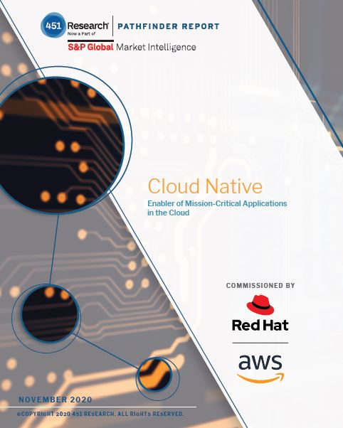 Cloud Native: Enabler of Mission-Critical Applications in the Cloud