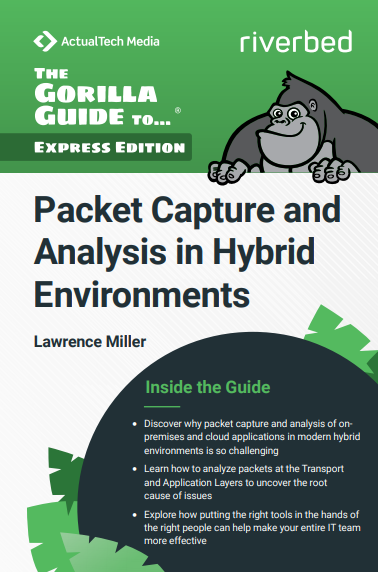 Packet Capture and Analysis in Hybrid Environments