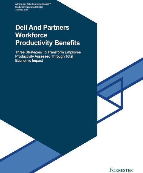 Dell And Partners Workforce Productivity Benefits