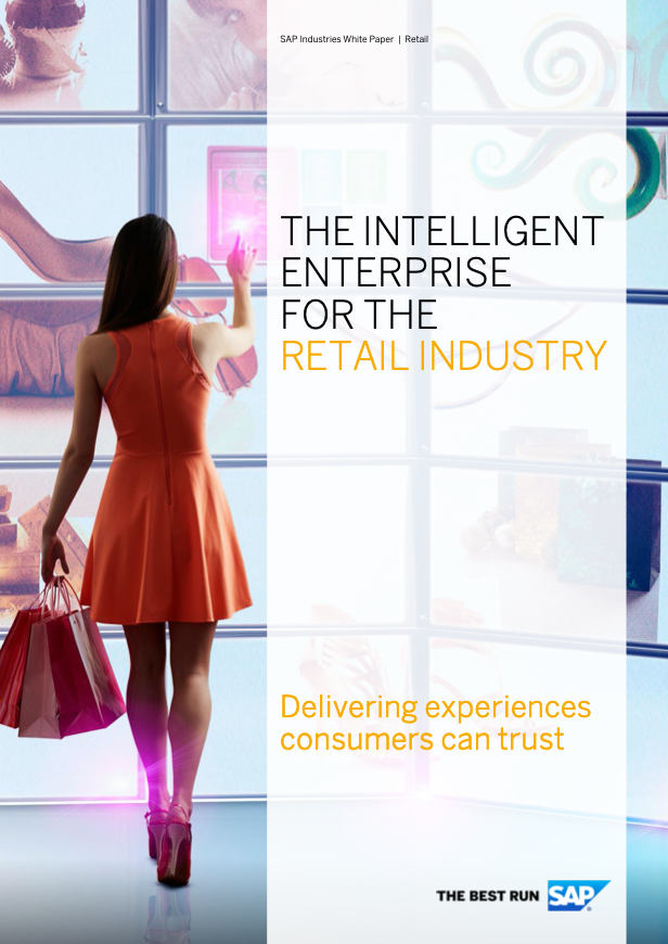 The intelligent enterprise for the retail industry