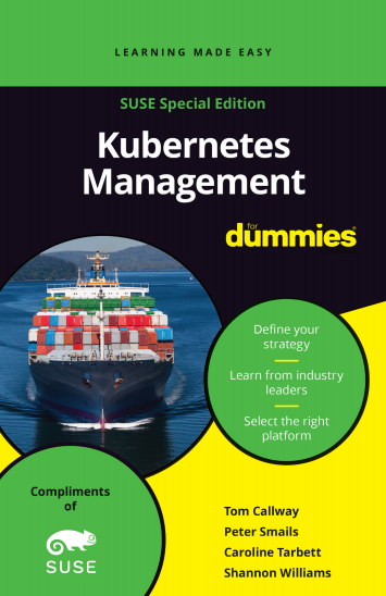 FREE Guide: Kubernetes Management For Dummies