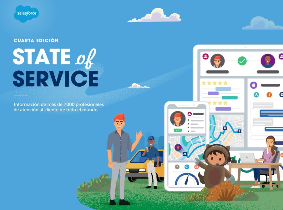 Cuarto informe de State of Service