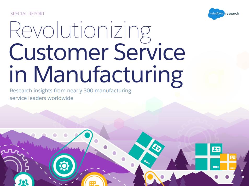 Revolutionizing Customer Service in Manufacturing