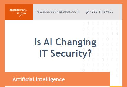 Is AI Changing IT Security?