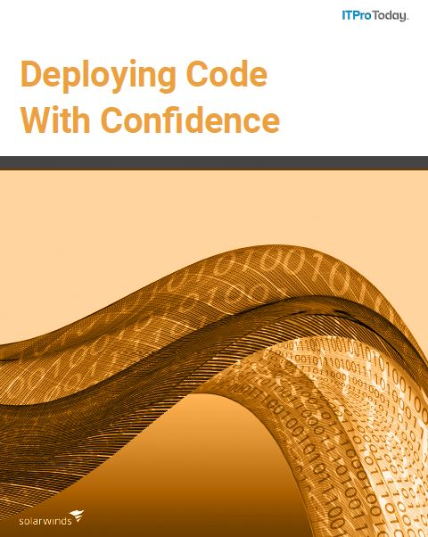 Deploying Code with Confidence