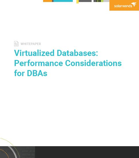 Virtualized Databases: Performance Considerations for DBAs