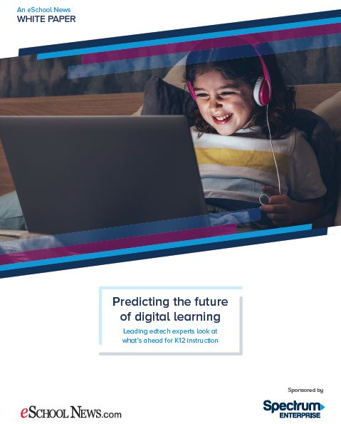 Predicting the Future of Digital Learning
