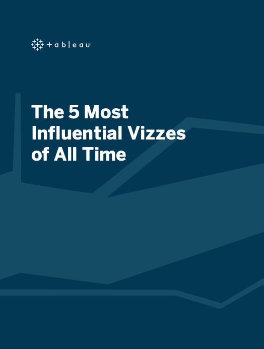 The 5 Most Influential Vizzes of All Time