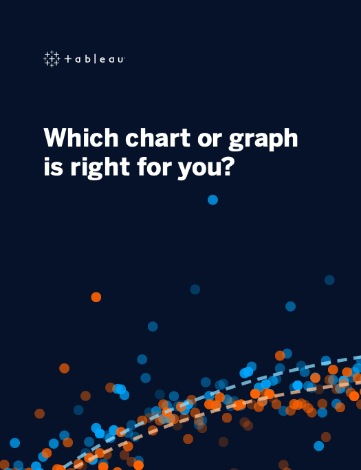 Which chart or graph is right for you?