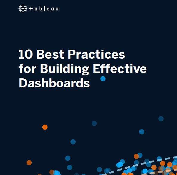 10 Best Practices for Building Effective Dashboards