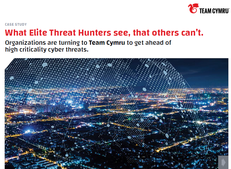 Case Study: What Elite Threat Hunters See That Others Can't