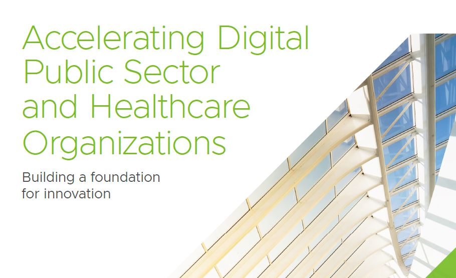 Accelerating Digital Public Sector and Healthcare Organizations