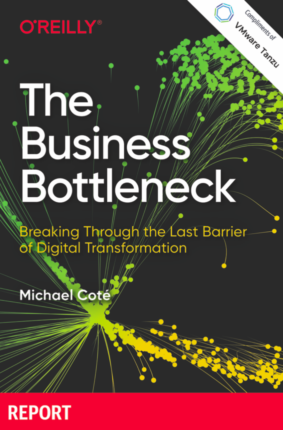 The Business Bottleneck Breaking Through the Last Barrier of Digital Transformation