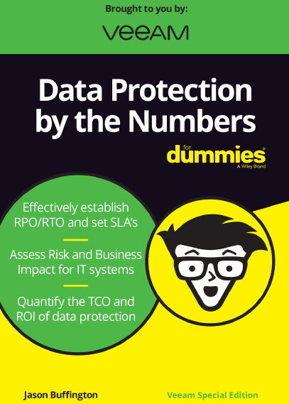 Data Protection by the Numbers for Dummies