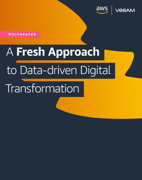 A Fresh Approach to Data-driven Digital Transformation