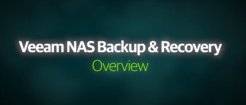 NAS Backup and Recovery