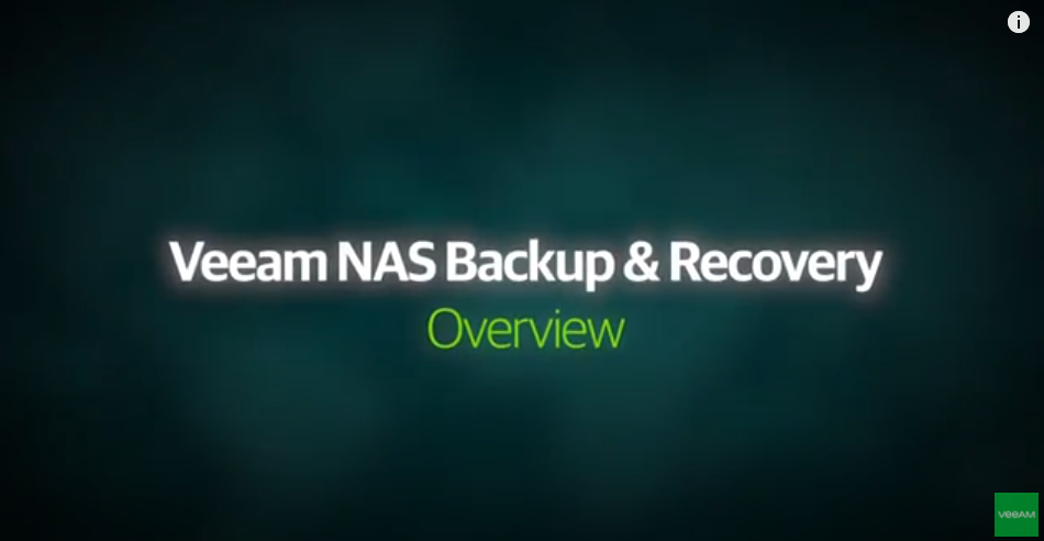 DEMO VIDEO: NAS Backup and Recovery