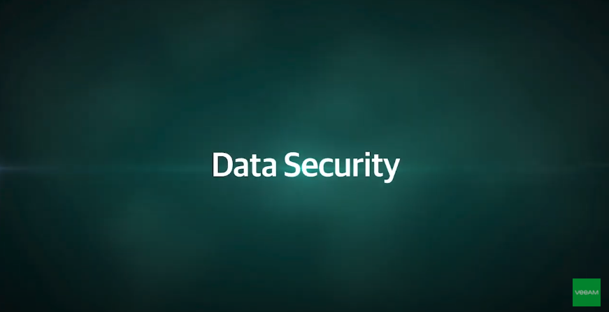 5-min demo: Data Security