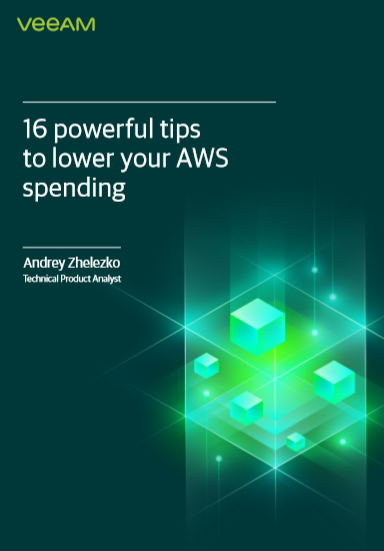 16 powerful tips to lower your AWS spending