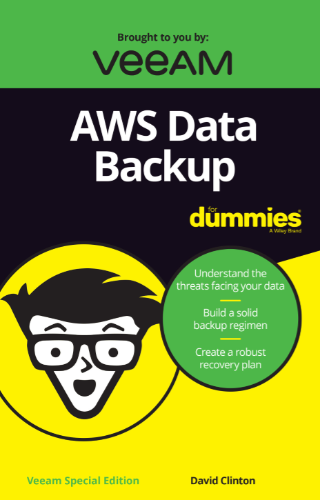 AWS Backup for Dummies