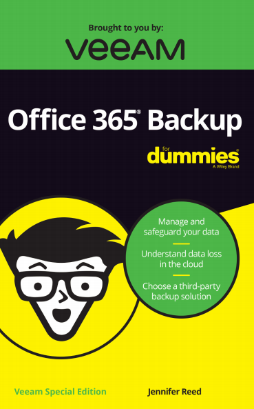 Office 365 Backup For Dummies